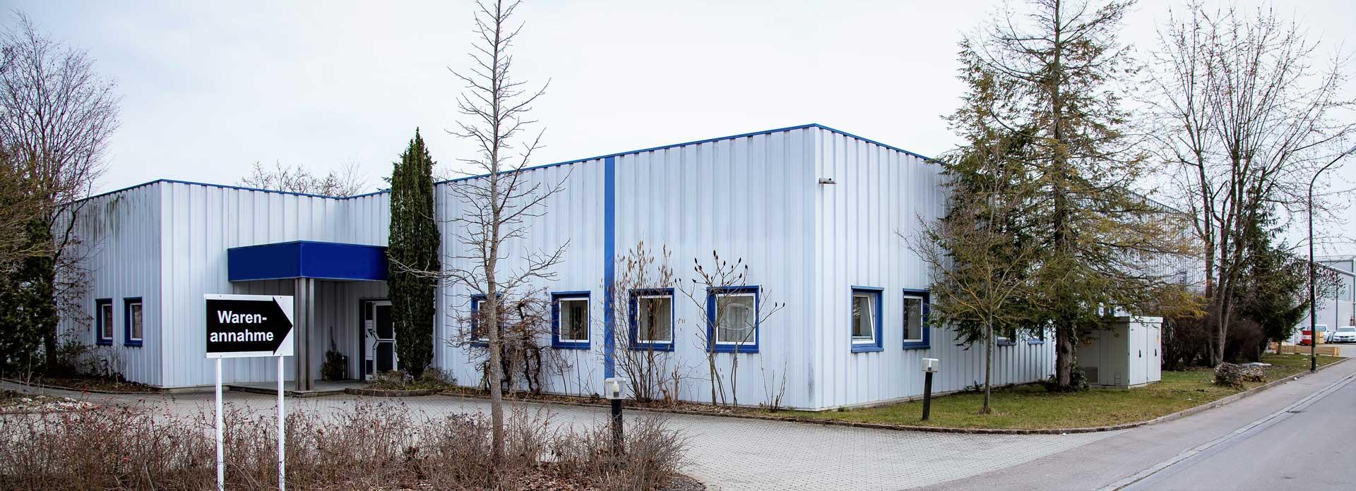 Firmengebäude HSP Schermer